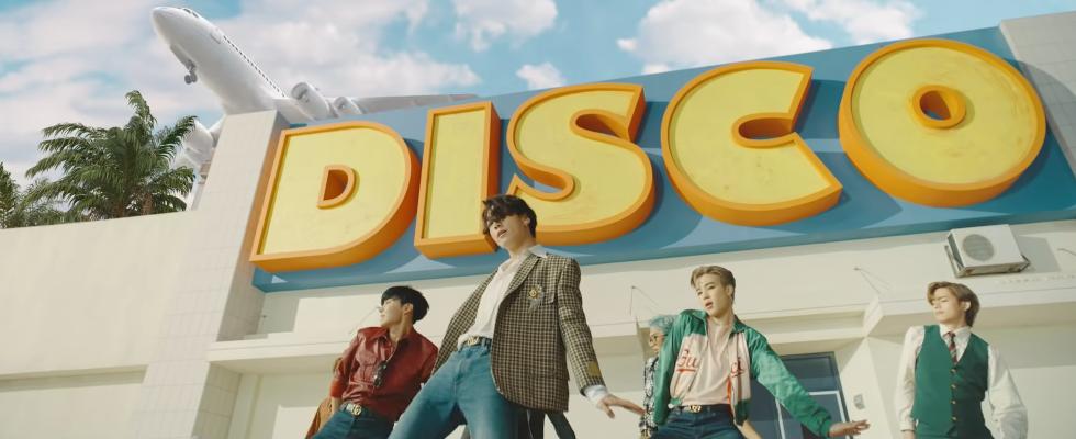 """YouTube-Rekord gebrochen: K-Pop-Gruppe BTS schießt mit """"Dynamite"""" durch die Decke"""