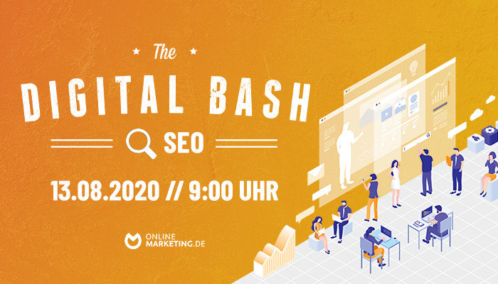 The Digital Bash - SEO Special