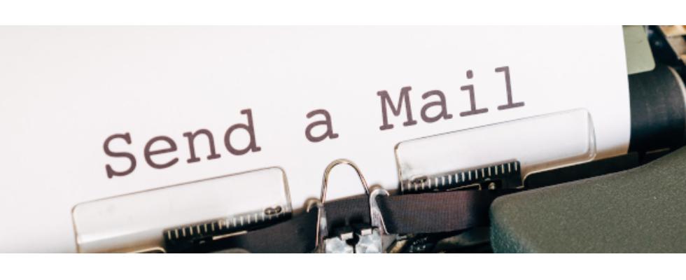 Kurz erwähnt: Die erste E-Mail in Deutschland