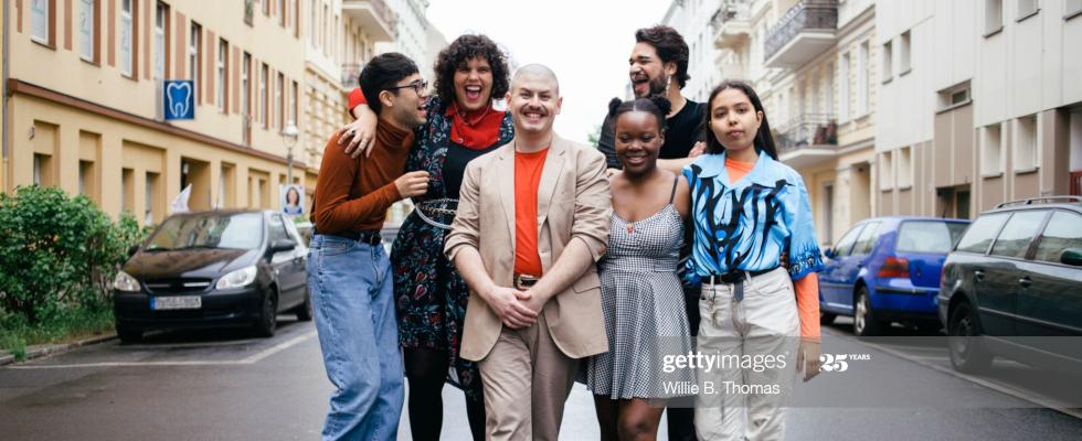 Werbestudie von Getty Images: Mehr Realismus in der Darstellung kultureller Diversität gefordert