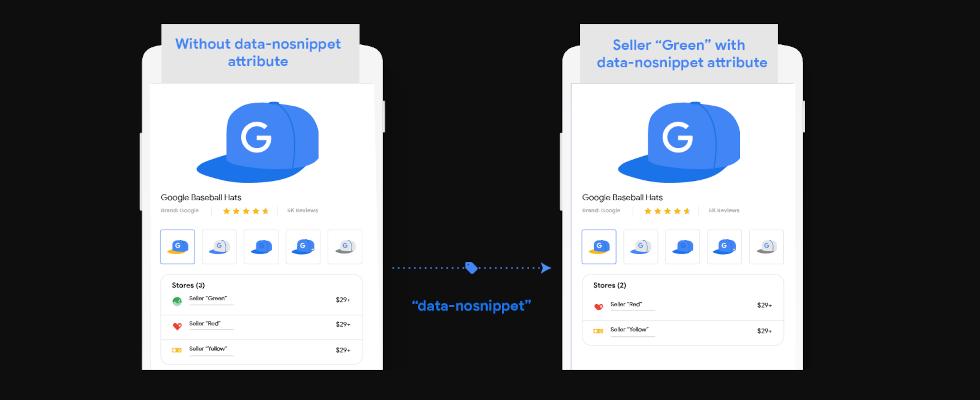 Google gibt Retailern Kontrolle über Produktinformationen in den SERPs