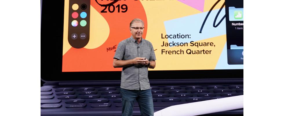 Greg Joswiak beerbt Phil Schiller als Apples Marketing-Chef