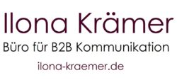 Ilona Krämer. Büro für B2B Kommunikation.
