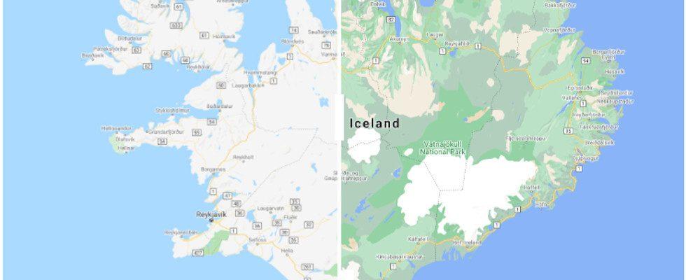 Redesign: Google Maps zeigt jetzt mehr Details an