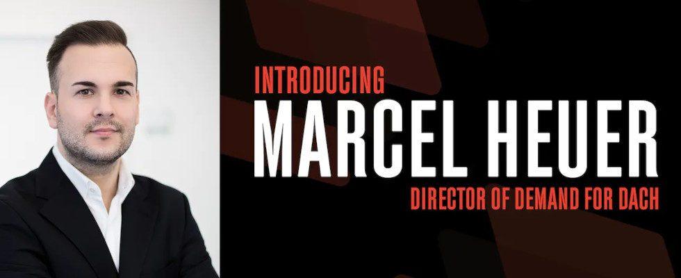 Marcel Heuer wird Director of Demand DACH der ENGINE Media Exchange