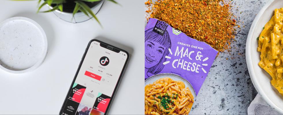Effektives TikTok Marketing: Ausverkauftes Produkt und verdoppelte Follower-Zahl für Gewürzhändler Just Spices