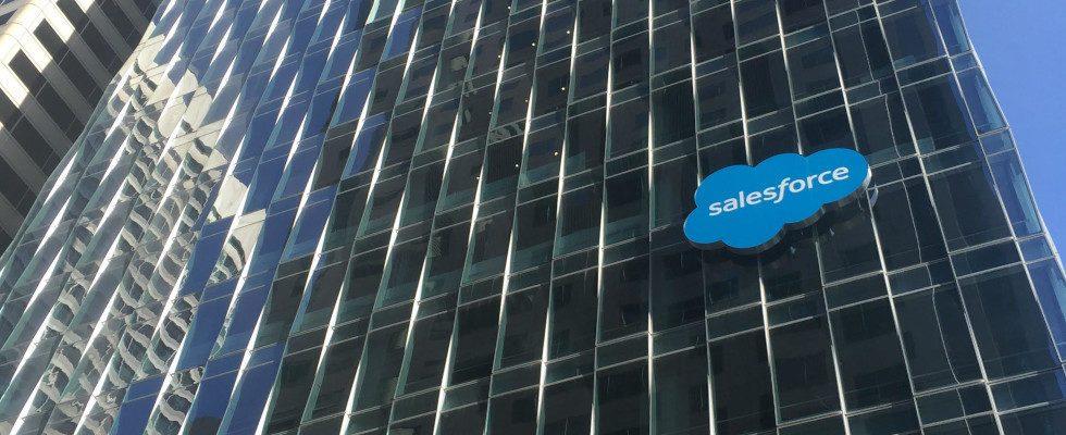 Dank mehr Home Office: Salesforce erhöht Umsatzerwartungen für Fiskaljahr 2021