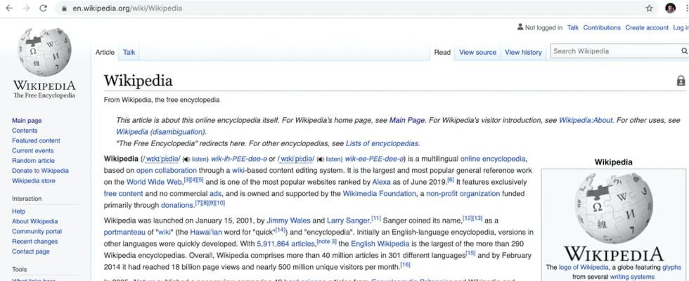 Google bestätigt: Links von Wikipedia liefern keinen SEO-Mehrwert