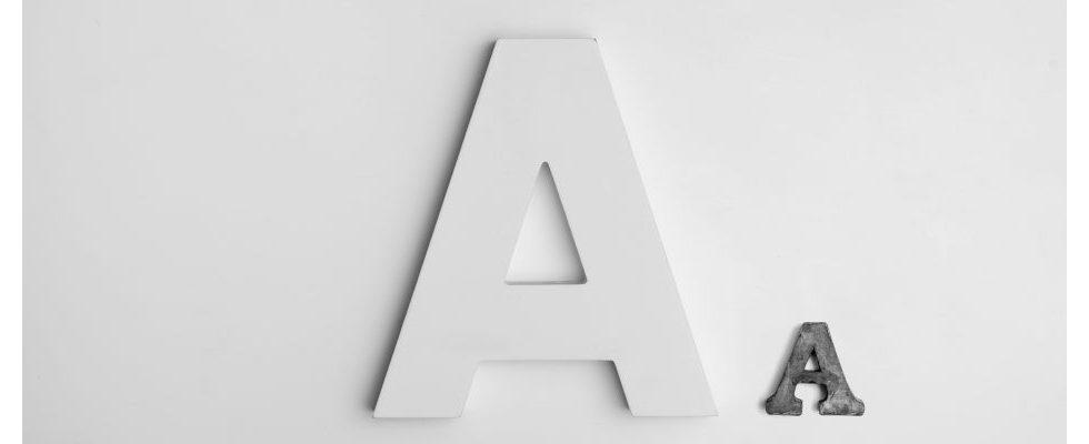 Times New Roman hat ausgedient: Diese Schriftarten werten deine Bewerbung professionell auf