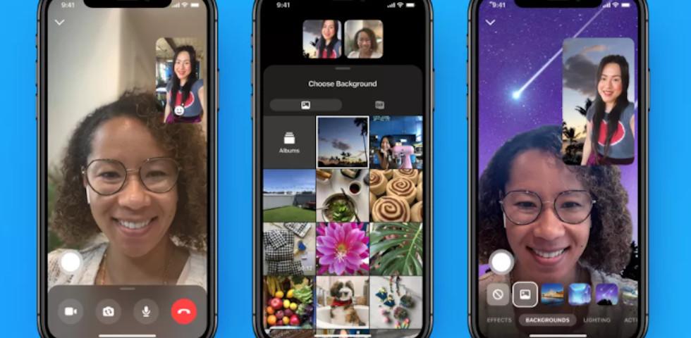 Facebook: Creator können künftig AR-Effekte in Messenger und Portal integrieren