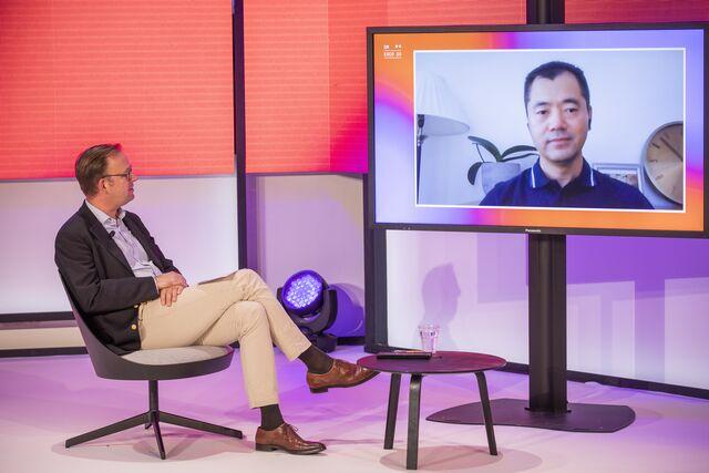 Ein ungewohntes Bild, die DMEXCO@home mit Video Chats, © Koelnmesse