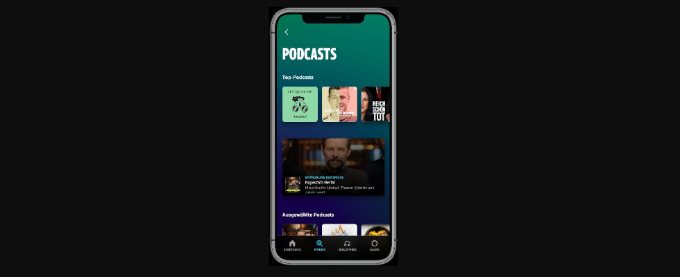 Auch in Deutschland: Amazon Music startet Podcasts mit exklusiven Shows