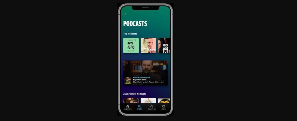 Auch in Deutschland: Amazon Music startet Podcasts mit exklusiven Shows