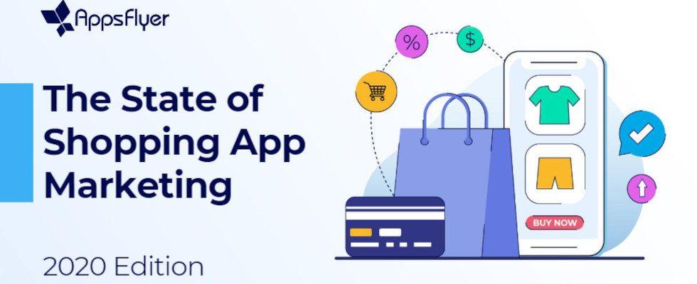 Nutzung von E-Commerce Apps während Lockdown weltweit um 25 Prozent gestiegen