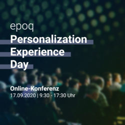 epoq Personalization Experience Day