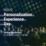 epoq Personalization Experience Day