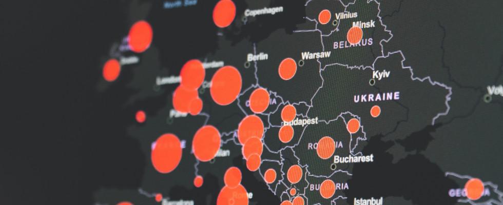 Google Maps arbeitet an Corona-Karte
