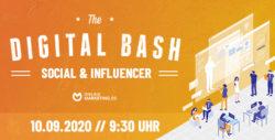 Social & Influencer – The Digital Bash