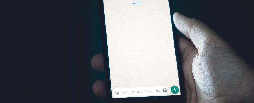 WhatsApp arbeitet an selbstlöschenden Dateien