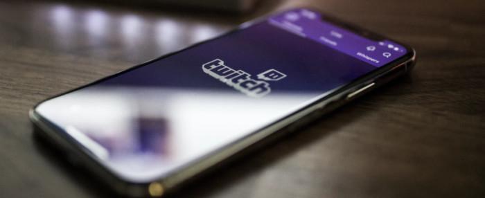 Twitch auf Smartphone
