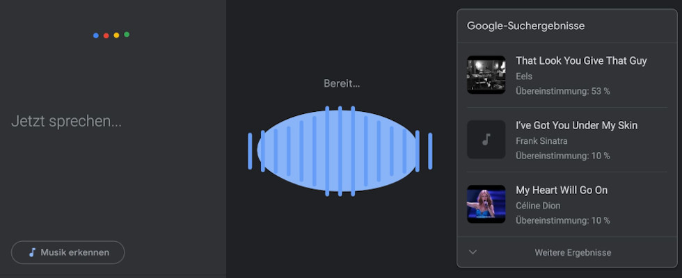 Bye-bye, Ohrwurm! Google erkennt jetzt gesummte Lieder