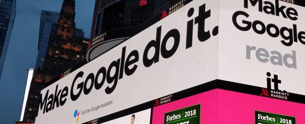 US-Regierung verklagt Google: Dem Monopol ein Ende setzen?