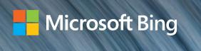 Microsoft Bing, das neue Logo, Screenshot Microsoft Bing