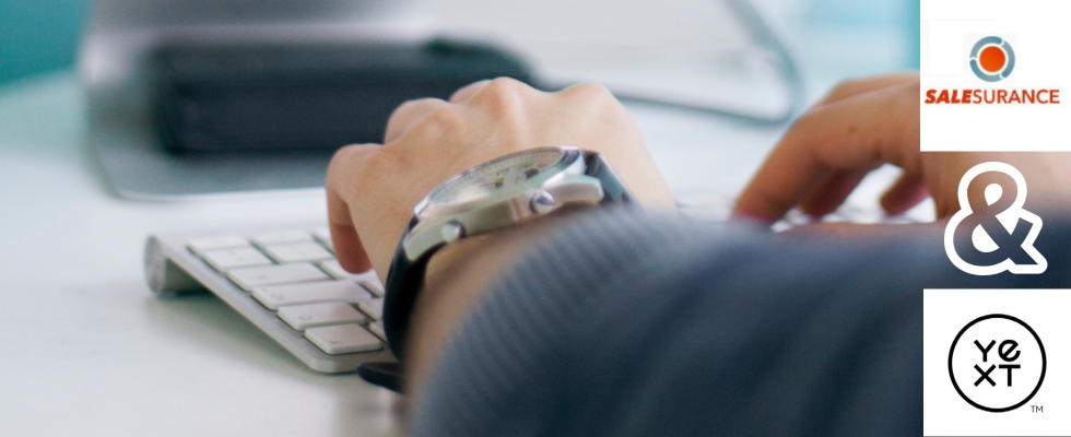 Webinar: Gemeinsam zum digitalen Erfolg beim Partner Event von Salesurance und Yext
