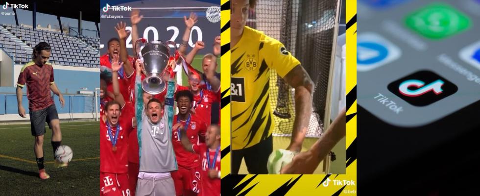 TikTok in der Bundesliga: Wie wichtig ist die App für das Sport-Business?