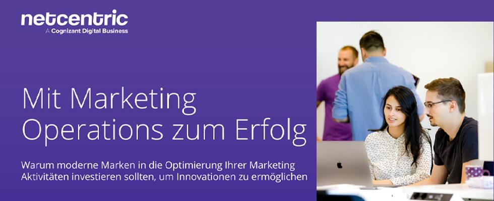 Whitepaper: Mit Marketing Operations zum Erfolg