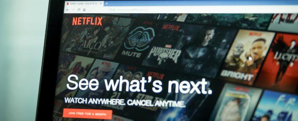Netflix: Das Wachstum stottert