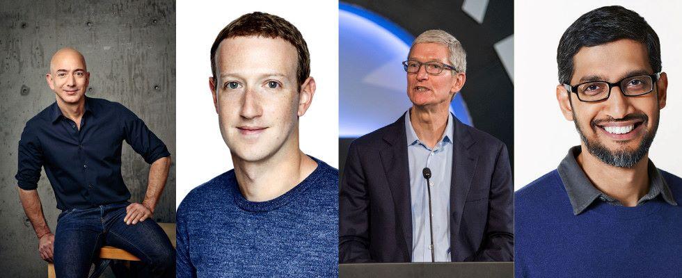 """""""Monopole wie in der Ära der Ölbarone"""" – Antitrust-Bericht stellt Zerschlagung von Facebook, Google, Amazon und Apple in den Raum"""