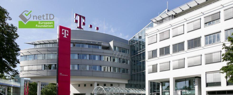 Telekom Deutschland wird Partner der European netID Foundation