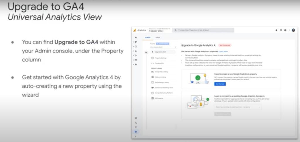 Update auf Google Analytics 4, Krista Seiden