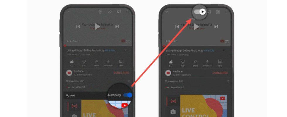 Neue Viewing Experience: So verbessert YouTube jetzt die Anzeigeoptionen
