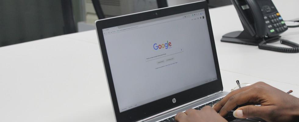 Google warnt in der Suche vor unzuverlässigen und schnelllebigen Ergebnissen