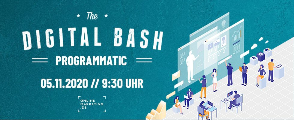 The Digital Bash – Programmatic powered by d3con