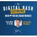 The Digital Bash – EXTREME: Mehr ❤️ für die eigene Website