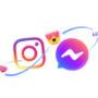 Jetzt wird es ernst: Facebook und Instagram führen die Messenger zusammen