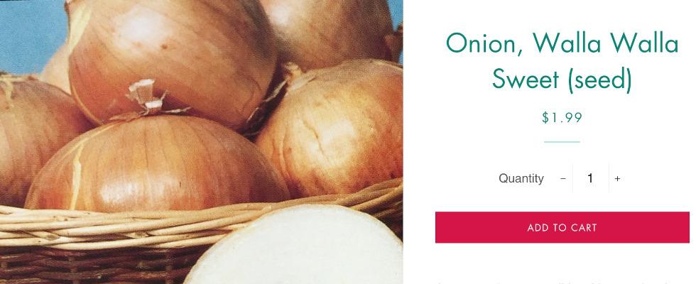 Sexy Zwiebeln: Facebook löscht Gemüse-Ad