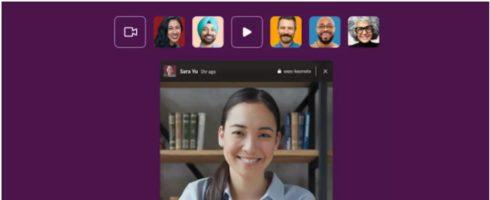 Jetzt auch noch Slack: Office Messenger bekommt Story Feature Clips