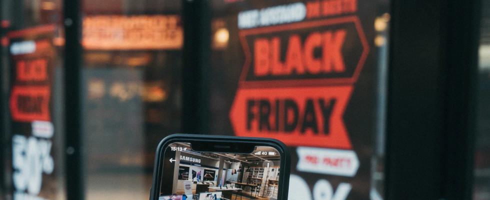 Neue Extreme: 56 Prozent Umsatzplus sorgt für Verkaufsrekord am Black Friday