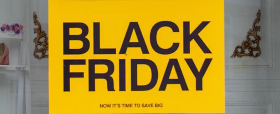 Black Friday 2020: Verkäufe der ersten Stunde 7 Mal höher als an normalen Tagen