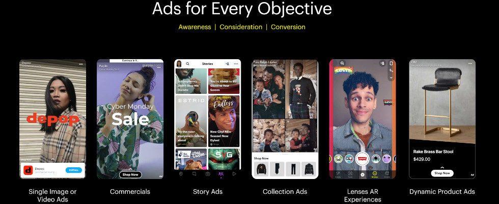 Snap Connect: Snapchat erweitert Education-Plattform für Marketer