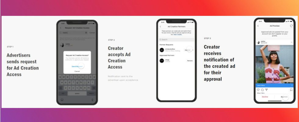 Social Commerce auf Instagram: Branded Content Tags in Reels und bessere Kollaborations-Features für Advertiser
