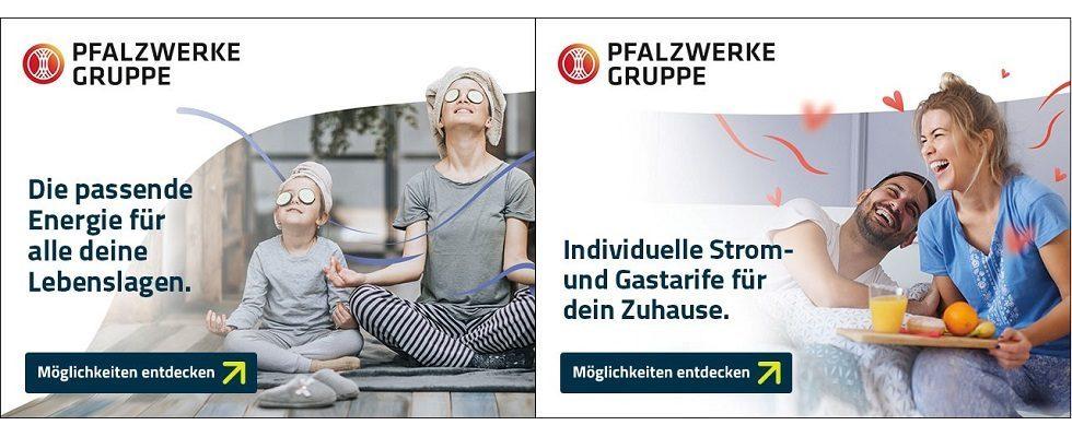 Case Energieversorger: Regionale Image-Kampagne für die Pfalzwerke-Gruppe