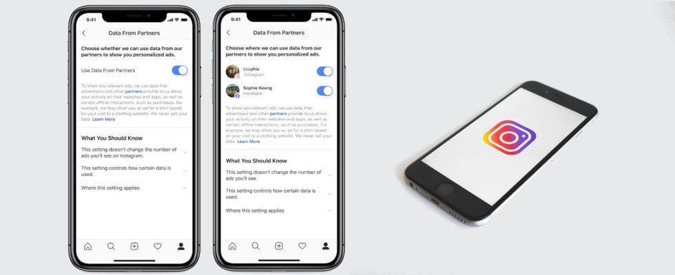 Schluss mit Ad Targeting durch Drittanbieter: Instagram lässt Usern die Wahl