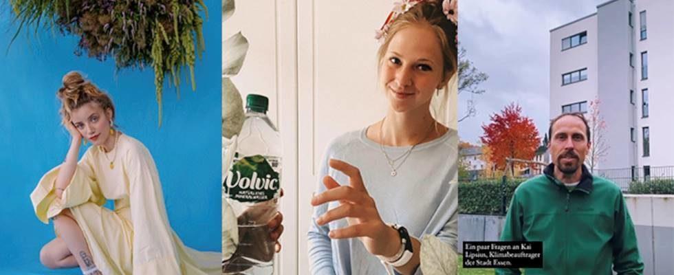 Adidas, Volvic und die EU: So setzen Marken beim Thema Nachhaltigkeit auf Influencer Marketing