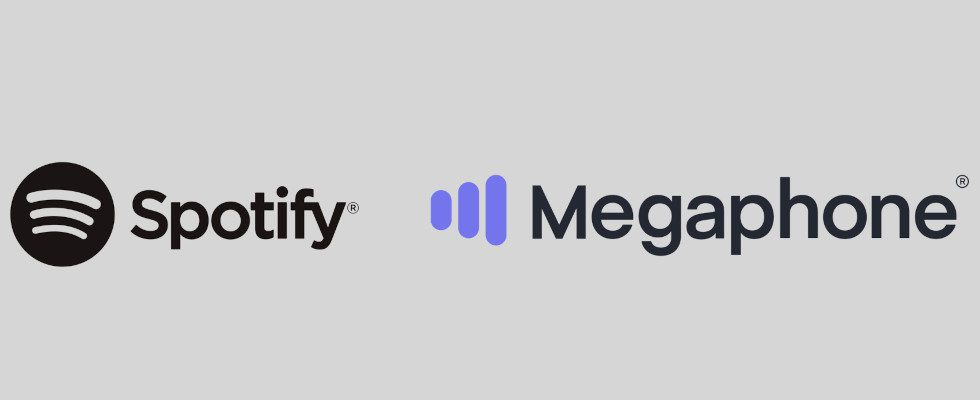 Spotify kauft Podcast-Plattform Megaphone