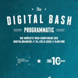The Digital Bash – Programmatic Advertising by d3con